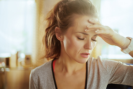 Recognizing Aphasia During a Migraine Attack